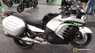 2. 2019 Kawasaki Concours 14 ABS - Walkaround - 2018 AIMExpo Las Vegas