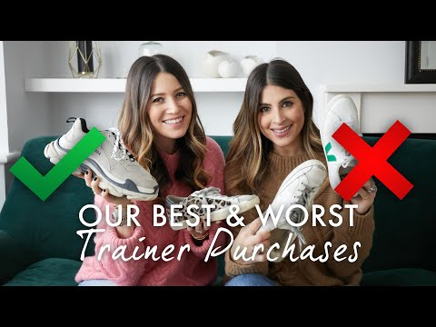 BEST & WORST TRAINER PURCHASES | WE ARE TWINSET