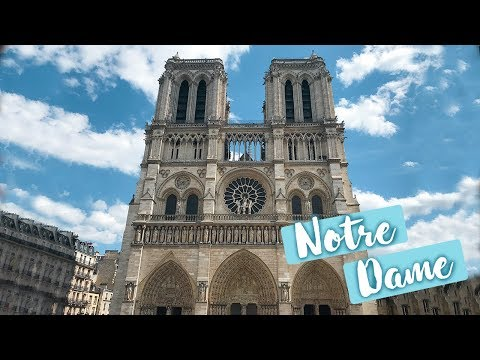 Visiting Notre Dame Cathedral