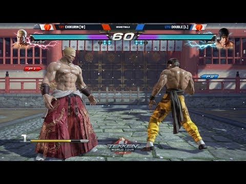 Summer Jam 2019 Grand Finals | Double vs. Chikurin | TEKKEN 7