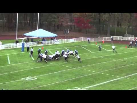 Northwood/GVSU Football Highlights