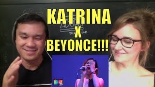Video KATRINA VELARDE - Dangerously In Love (The MusicHall Metrowalk | April 11, 2018) REACTION MP3, 3GP, MP4, WEBM, AVI, FLV Juli 2018
