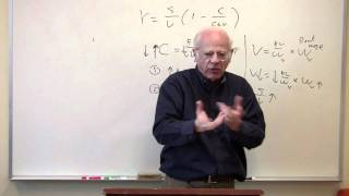 Econ 305, Lecture 20, Part IV