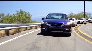 2013 Ford Fusion Vs. 2013 Honda Accord, 2013 Nissan Altima, 2012 Volkswagen Passat - CAR And DRIVER