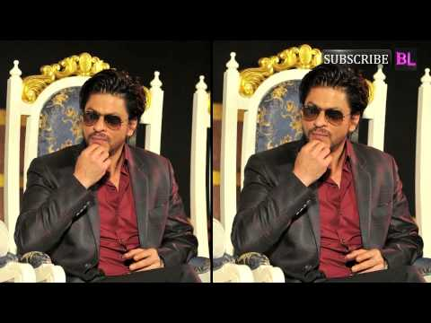 Shahrukh Khan: The only word I know properly in Ta