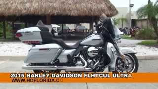 5. New 2015 Harley Davidson Electra Glide Ultra Classic Low Motorcycles for sale