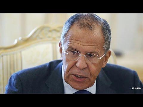 """Lavrov: """"ABD Rusya ile AB'nin ekonomik bağlarını koparmaya çalışıyor"""""""
