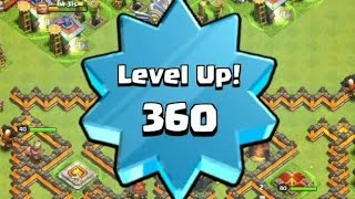 Video Highest Level, Let's Level Up 360, LEVEL 400 or NOT??? - Clash of Clans MP3, 3GP, MP4, WEBM, AVI, FLV Agustus 2017