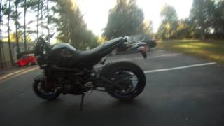10. 2014 Yamaha FZ-09 15,000mi Long Term Review