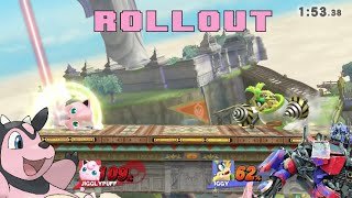 Celebrating Smash Wii U and Jigglypuff so here is my montage.