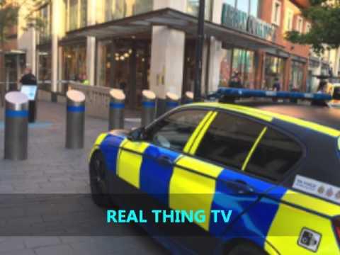 Bristol's Cabot Circus shopping centre evacuated