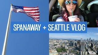 Tacoma (WA) United States  City new picture : America vlog: Seattle, Spanaway & Tacoma | CharliMarieTV