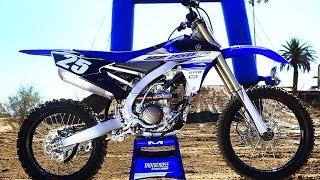 4. First Ride 2016 Yamaha YZ250F - Motocross Action Magazine