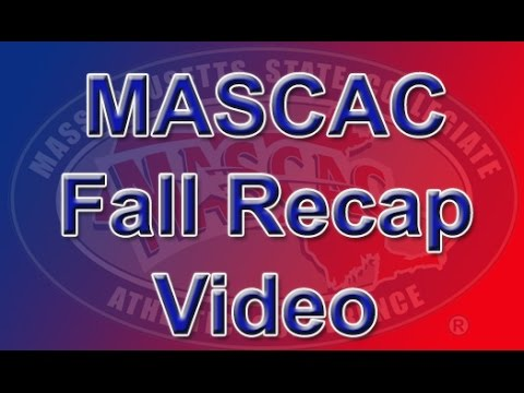 MASCAC Fall Recap Video