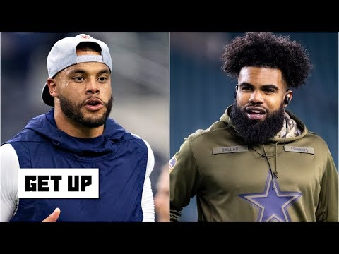 Video: The Cowboys can't give Dak, Zeke and Amari Cooper max contracts this season – Carpenter | Get Up