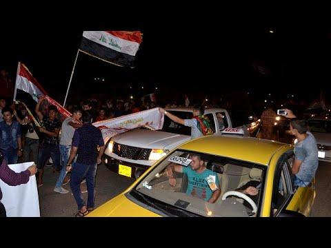 Ιράκ: Ξέφρενοι πανηγυρισμοί για τη νίκη στη Μοσούλη