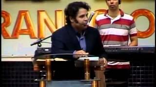 O antagonismo de Cristo e o legalismo - Pr  Hernane Santos   Parte 1 04 02 2012