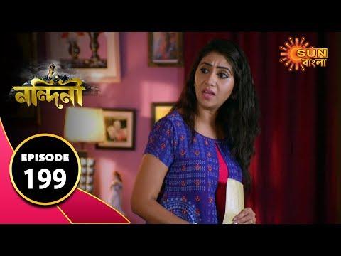 Nandini - Episode 199 |12th march 2020 | Sun Bangla TV Serial | Bengali Serial