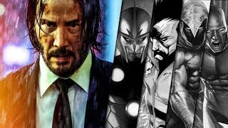 Who Could Keanu Reeves Play In The MCU? by Comicbook.com