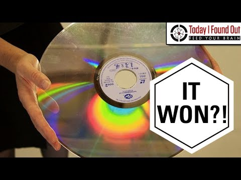 How LaserDisc Ultimately Won The Format Wars