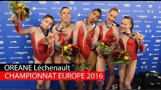 L'équipe de France de gymnastique termine 3e des championnats d'Europe par équipes 2016. Découvrez la compétition d'Oréane où elle obtient un total de 54.566 points.Pour retrouver Oréane, abonnez-vous ! Facebook : https://www.facebook.com/OreaneGym/Insta : https://www.instagram.com/oreane_simba/Site : http://gymsport.fr/