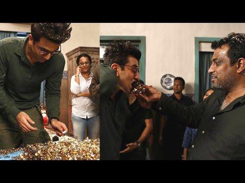 Ranbir Kapoor's Grand Birthday Celebrations On The