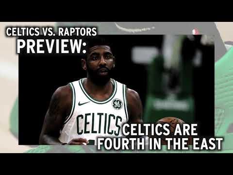 Video: Celtics vs. Raptors Game Preview