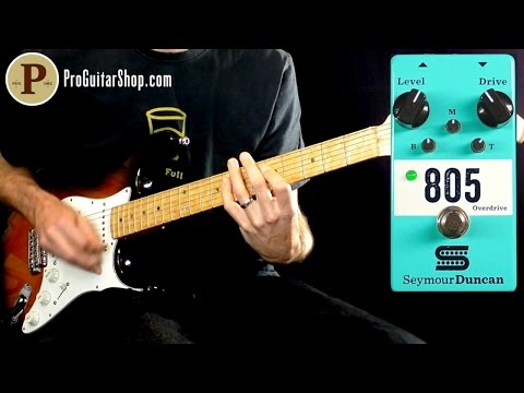 Seymour Duncan 805 Overdrive - Pro Guitar Shop