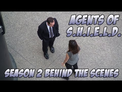 Agents of SHIELD - Season 2 - Behind the Scenes with Spoilers [VIDEO]