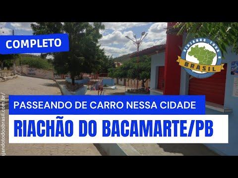 Viajando Todo o Brasil - Riachão do Bacamarte/PB - Especial