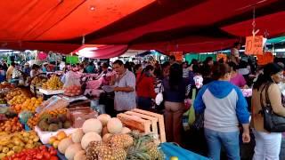 Tuesday Market San Miguel de Allende