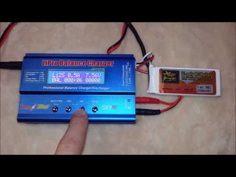 ZOP Power 7,4V 2s 35C 2200mAhT plug  Lipo battery presentation