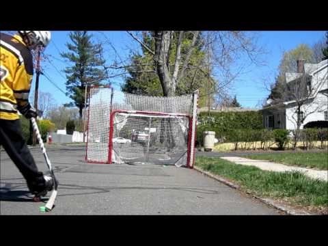 0 Green Biscuit Roller Hockey