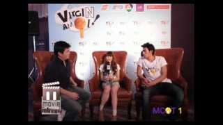 Nonton บิ๊ก นัตตี้ จากหนัง Virgin Am I @ Movie Intrend 24มิย55 Film Subtitle Indonesia Streaming Movie Download