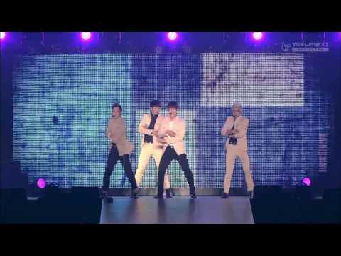 JYP NATION IN JAPAN 2012 Seulong   Wooyoung   Chansung   JB - Bad Boy Good Boy