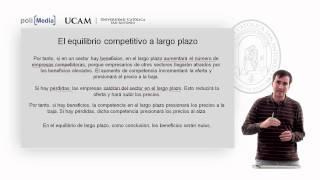 Microeconomía II - La Competencia Perfecta (11) - Alfonso Rosa