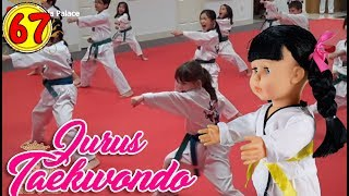 Video #67 Jurus Taekwondo Bella - Boneka Walking Doll Cantik Lucu -7L | Belinda Palace MP3, 3GP, MP4, WEBM, AVI, FLV Maret 2019