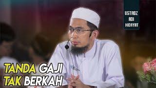Video Tanda Gaji Kerja Tak Berkah ||  Ustadz Adi Hidayat Lc MA MP3, 3GP, MP4, WEBM, AVI, FLV Desember 2018
