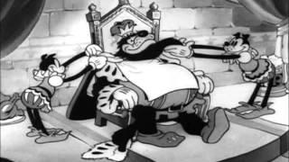 Mickey Mouse - Mickey Au Moyen-Âge (1933)