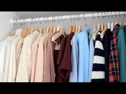 Een kijkje in mijn kledingkast (видео)