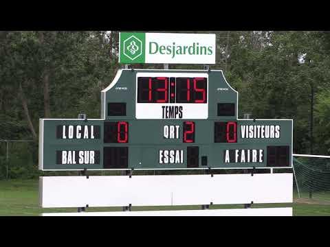 LFS12 Semaine 4: Bulldogs vs Huskies (24 août 2019)