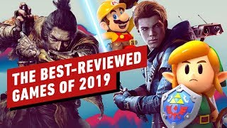 The Best Reviewed Games of 2019 by IGN