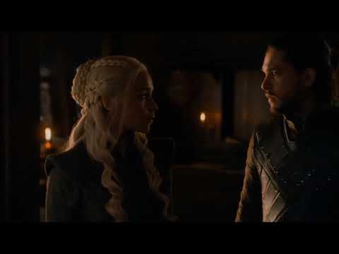Game Of Thrones Season 7 Finale Jon And Daenerys Love