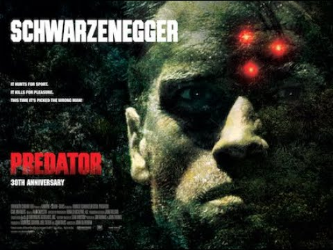 New Trailer for 30th Anniv of Schwarzenegger Action Classic