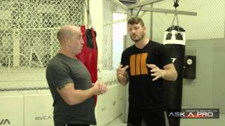 On this series we go on location to some of the most famous MMA gyms in the world. We meet some of the best MMA trainers as well as some of the top MMA Superstars. The PRO will than focus on breaking down one specific fight technique for you to learn at home.