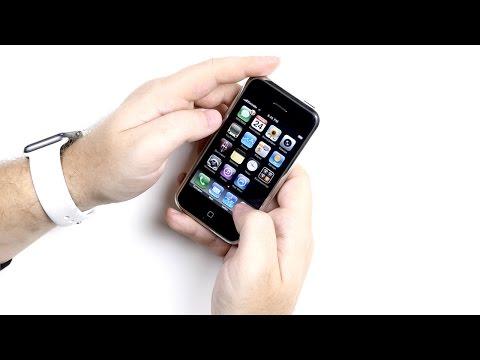 Активируем iPhone 2G и сравниваем с iPhone 7 Plus