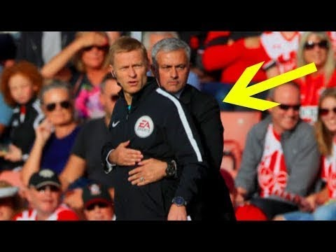 When Football Managers Get Sent Off The Pitch/Stadium ● Funny & Furious Moments😂💥😡