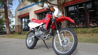 6. 2015 Honda XR650L