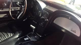 1967 Chevy stingray customized