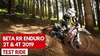 4. Beta RR Enduro 2 Stroke & 4 Stroke 2019 | Test ride della nuova gamma con l'attesa 200 2T